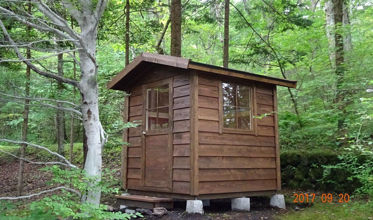 木製小屋は何年使えるか?耐久性