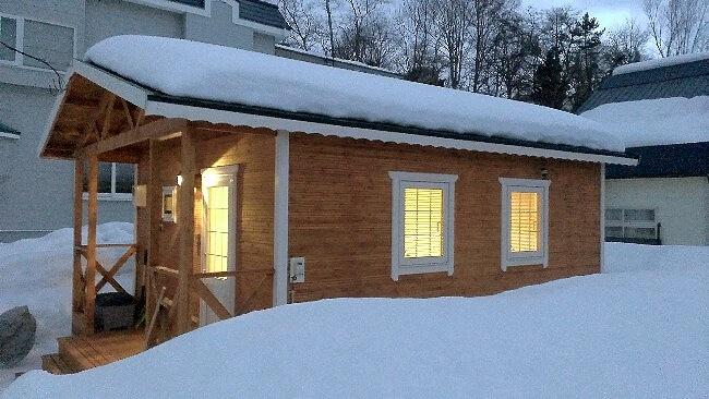 ツーバイフォー工法においても積雪荷重は耐力壁次第
