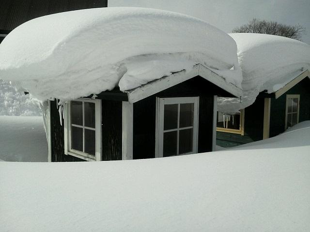 アスファルトシングルは豪雪地・積雪地では大丈夫か?