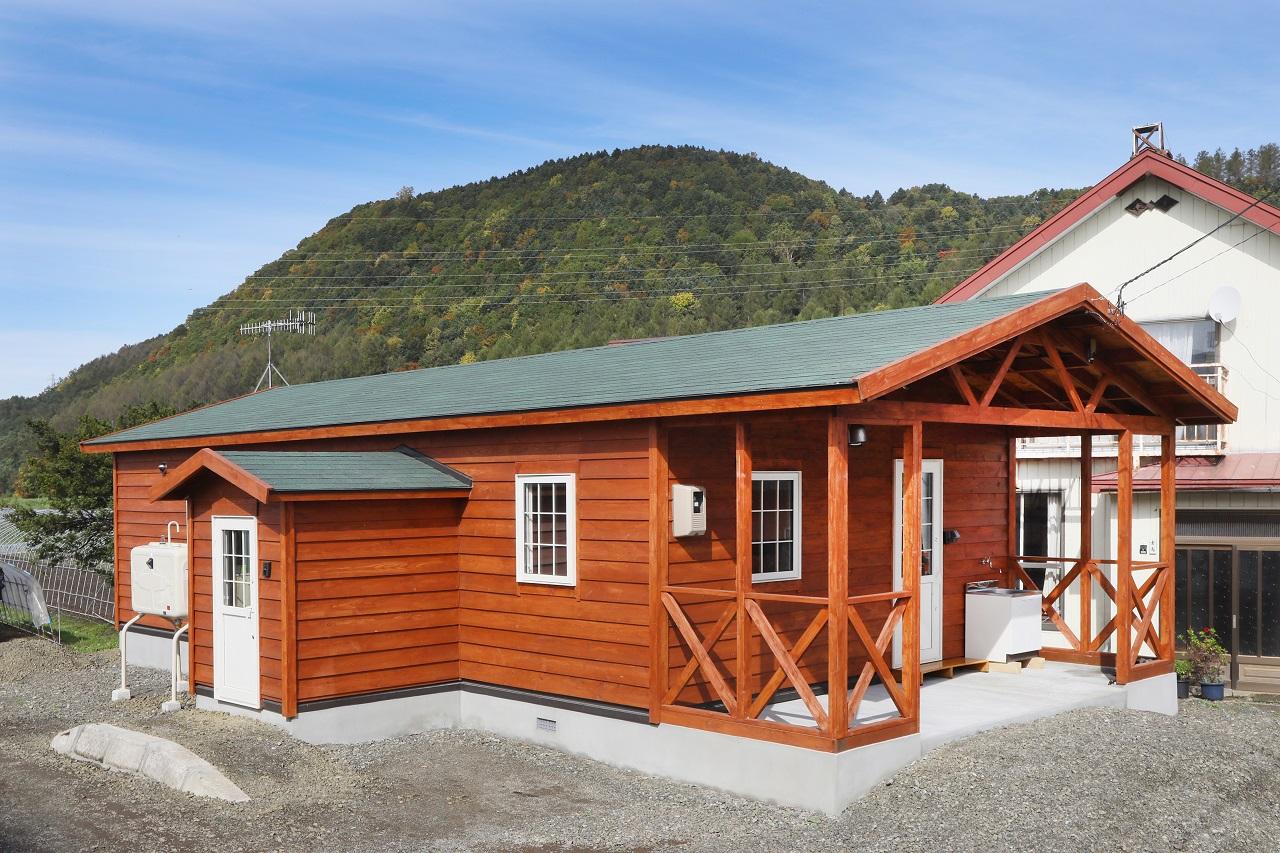 小屋暮らし、田舎暮らしを考えるなら、一度は平屋建ての家を検討してみるべきですよ。