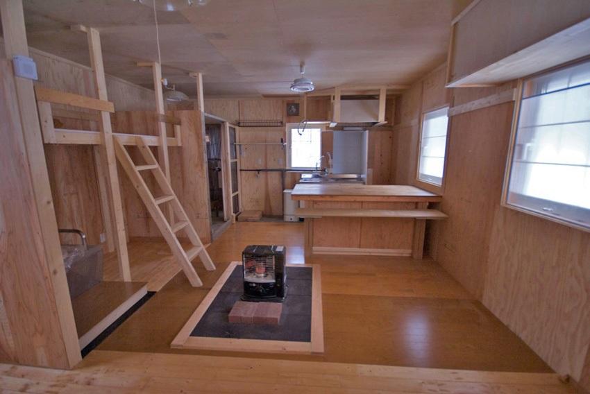 住宅で一般的になった床下地の厚手合板